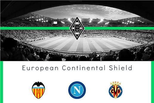 #1 European Continental Shield
