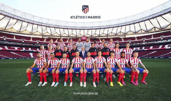 Atlético 2019:20