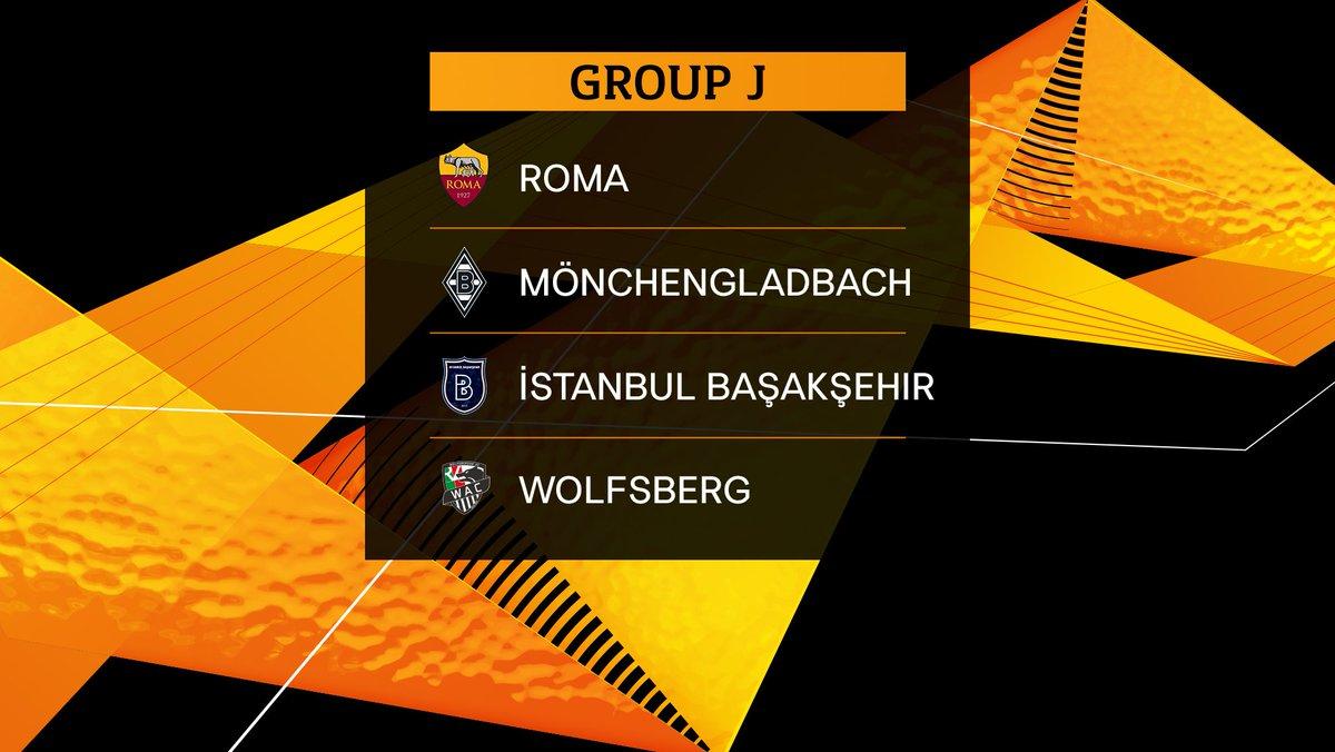 Groepsfase Europa League